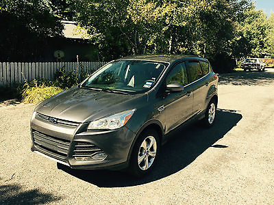 Ford : Escape SE Sport Utility 4-Door 2013 ford escape se 2.0 t engine fwd great condition tow package bluetooth