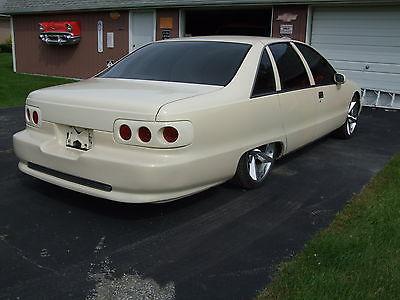 Chevrolet Caprice KOOOL KUSTOM BAGGED 2