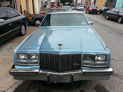 Buick : Riviera 1980 buick rivera 350 r auto pw pl am fm needs work pick up only