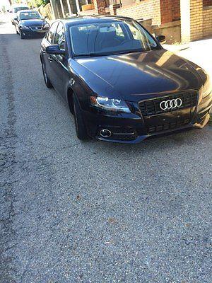 Audi : A4 Quattro 2010 audi a 4 base sedan 4 door 2.0 l