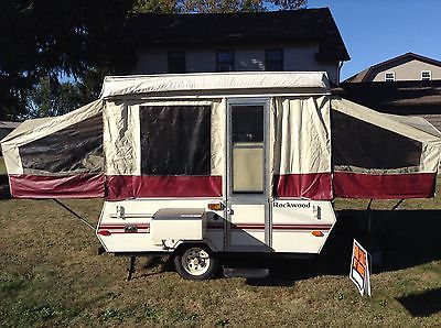 1993 Rockwood (Forest River) 1740 pop up Tent camper