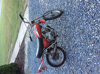Honda : Other HONDA SL70 HONDA SL 70 RUNNING BARN FIND ALL ORIGINAL CT70 CL70