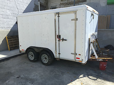 1993 Wells Cargo 12' Enclosed Trailer