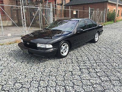 Chevrolet : Impala Impala SS 1996 chevrolet impala ss chevy caprice lt 1 sport corvette camao clean cheap