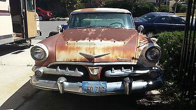 Dodge : Other Base 1956 dodge custom royal 4 dr base 5.1 l