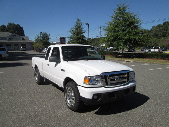 Ford : Ranger 4WD SuperCab 2011 ford ranger ext cab xlt 4 x 4 4.0 l v 6 auto ac pw grp only 87 k miles