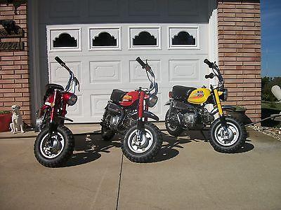 Honda : Other VERY NICE 1976 HONDA MINI TRAIL Z50 MOTORCYCLE