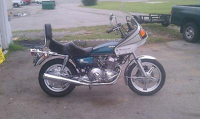 Honda : CB 1978 hondamatic 750 3200 original miles