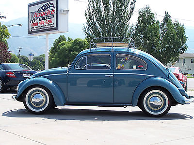 Volkswagen : Beetle - Classic Fully restored 1958 Volkswagon Beetle