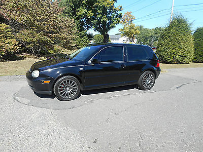 Volkswagen : Golf GTI 2005 volkswagen golf gti 1.8 t turbo engine black black 5 speed moonroof