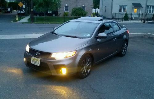 Kia : Other sx 2012 kia forte koup sx luxury coupe 2 door 2.4 l