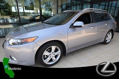 Acura : TSX Tech Pkg Technology Package Leather Heated Seats Moon Roof HID Headlamps