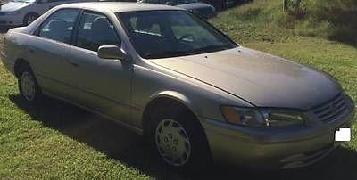 Toyota : Camry LE 1997 toyota camry le sedan