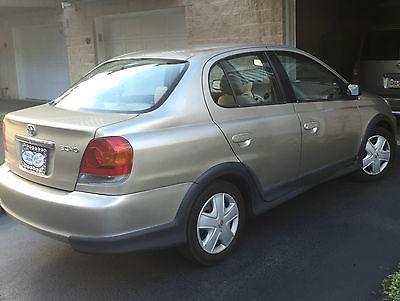 Toyota : Echo Base Sedan 4-Door 2003 toyota echo base sedan 4 door 1.5 l