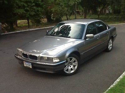 BMW : 7-Series 740i 1995 bmw 740 i blown head gasket must sell 1400 or negotiable