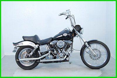 Harley-Davidson : Other 1985 harley davidson dyna wide glide fxwg stock p 12740 t