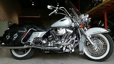 Harley-Davidson : Touring 2006 road king classic 96