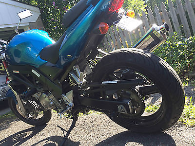Suzuki : SV 2006 suzuki sv 650
