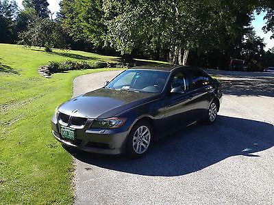 BMW : 3-Series 328XI 2007 bmw 328 xi