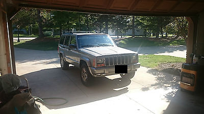 Jeep : Cherokee Limited 2000 jeep cherokee limited sport utility 4 door 4.0 l
