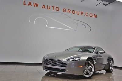 Aston Martin : Vantage 2DR COUPE Clean Carfax One Owner 19 Wheels
