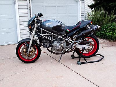 Ducati : Monster Ducati Monster S4 2002 916cc