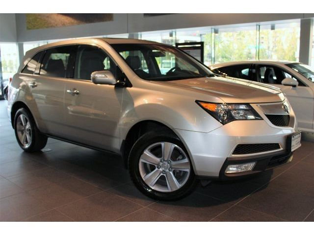 Acura : MDX Technology Technology  3.7L NAVI AWD MOON ROOF ONE OWNER HEATED SEATS