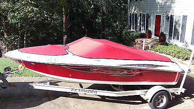 2007 SeaSwirl Bowrider Runabout Ski Boat 190HP Mercruiser