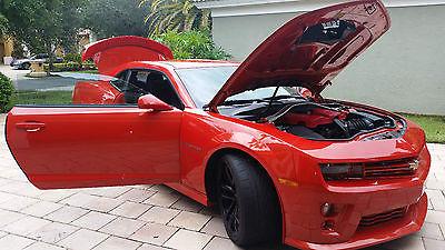 2013 chevrolet camaro orange cars for sale for Garage auto orange