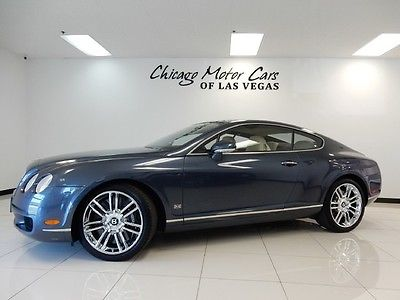 Bentley : Continental GT 2dr Coupe 2007 bentley continental gt coupe 20 7 spoke alloy wheels massaging front seats