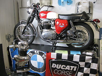 BSA : Spitfire 1968 bsa a 65 s spitfire total restoration with genuine nos bsa parts zero miles
