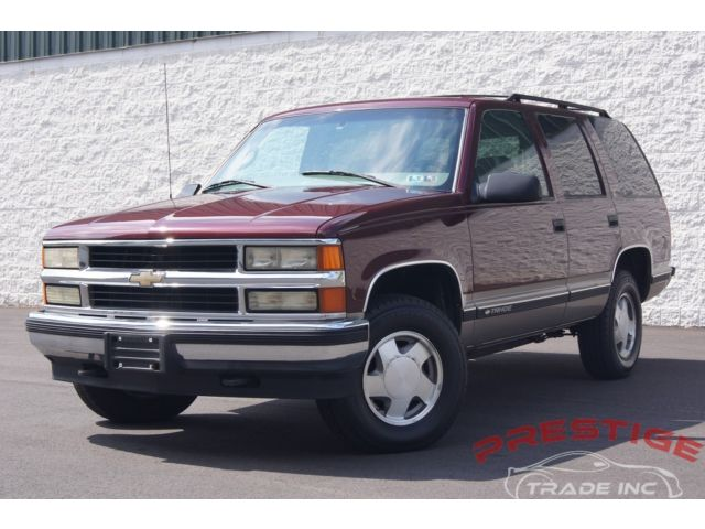 1999 chevy tahoe 4wd cars for sale. Black Bedroom Furniture Sets. Home Design Ideas