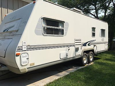 Trail-Lite travel trailer, Model 8261, 2001