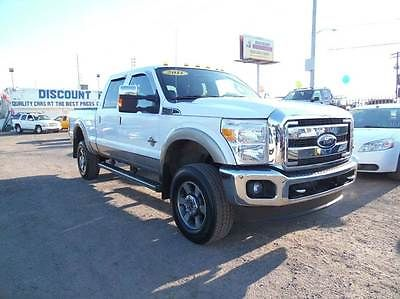 Ford : F-250 Lariat 4x4 4dr Crew Cab 6.8 ft. SB Pickup 2011 ford f 250 super duty lariat 4 x 4 4 dr crew cab 6.8 ft sb pickup