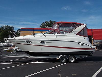 2005 Maxum 2700 SE, only 196 hours. very good condition