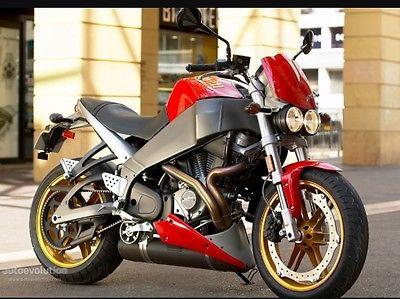 Buell : Lightning Sports bike