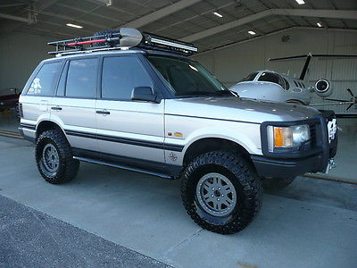 Land Rover : Range Rover 4.6 HSE-P38-84K-Lifted Off Road Beast-33s-56 Pics P38 - 4.6 HSE - 84K - Lifted Off Road Beast-33s-TX Rig-56 Pics-No Expense Spared