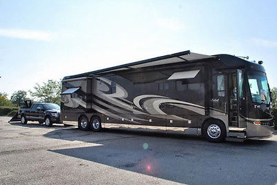 2007 Travel Supreme Select Limited Diesel Pusher Motorhome 45DL24 4-slide 600HP