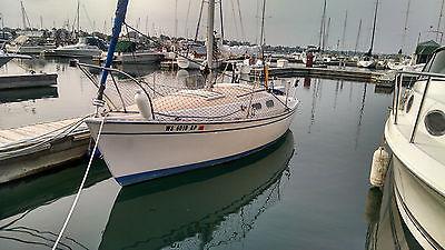 22' Sailboat