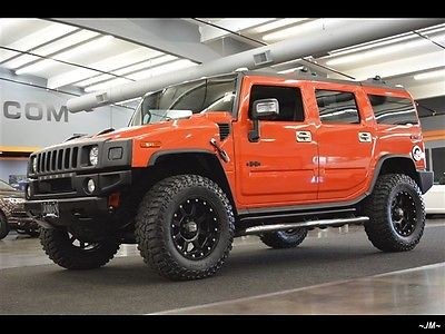 Hummer : H2 Luxury ADVENTURE AIR SUSPENSION NAV DVD 37S & 20S 2008 hummer h 2 luxury adventure air suspension nav dvd 37 s 20 s automatic 4 doo