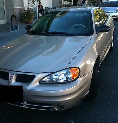 Pontiac : Grand Am SE 2004 pontiac grand am 4 dr sedan v 6 se 1 3.4 l