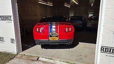 Ford : Mustang GT/CS PACE CAR 2011 mustang gt cs nascar pace car