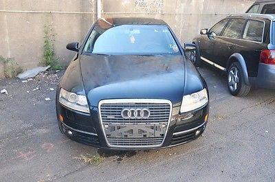 Audi : A6 A6 V8 2005 audi a 6 v 8