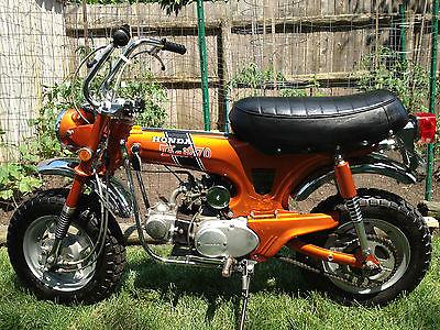 Honda : CT 1971 honda ct 70 h