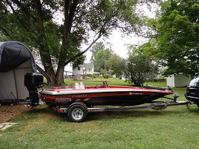 1997 Charger 186 with Mercury outboard 1999  EFI 175hp