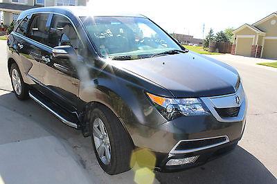 Acura : MDX AWD 4dr Technology Pkg 2010 acura mdx awd 4 door third row seat tech pkg