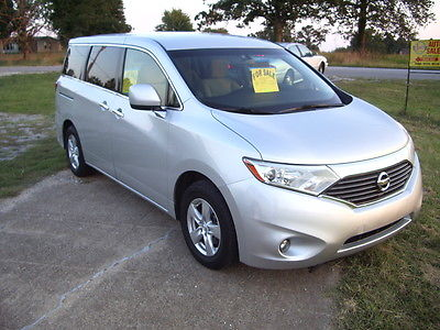 Nissan : Quest SV 7 pass. only 38k miles or easily converts to RV Camper Van!