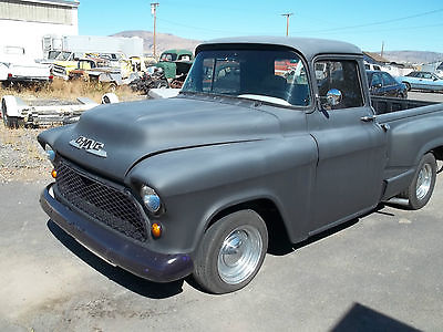 GMC : Other CHEVY 1957 gmc 100 truck short step side chevy truck apache custom rat rod patina