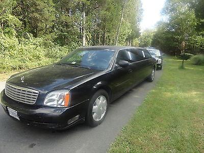 Cadillac : DeVille Base Sedan 4-Door 2005 cadillac devile limo limousine nice money maker