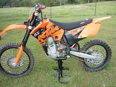 ktm 400 mxc motorcycles for sale